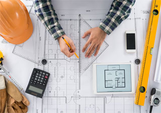 "When planning construction projects, we attach great importance to your opinion, because this is the only way we can achieve satisfied and happy customers. We design our architectural designs as functional and modern spaces, that offer our customers optimal living spaces in which you can enjoy ""being there""."